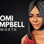 Patrimonio neto de Naomi Campbell