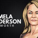 Patrimonio neto de Pamela Anderson