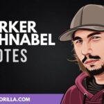 50 frases humildes de Parker Schnabel