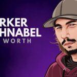 Patrimonio neto de Parker Schnabel