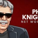 Patrimonio neto de Phil Knight