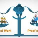 En qué se diferencian las pruebas de trabajo de las pruebas de consumo