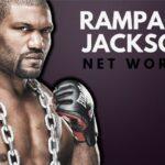 Valor Neto de Quinton Rampage Jackson