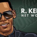 Patrimonio neto de R Kelly