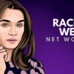 Patrimonio neto de Rachel Weisz