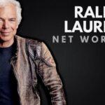 Patrimonio neto de Ralph Lauren