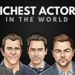 Los 30 actores más ricos del mundo