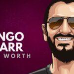 Patrimonio neto de Ringo Starr