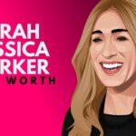 Valor Neto de Sarah Jessica Parker