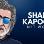 Patrimonio neto de Shakti Kapoor