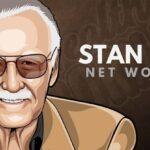 Patrimonio neto de Stan Lee