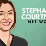 Patrimonio neto de Stephanie Courtney