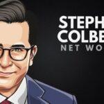 Patrimonio neto de Stephen Colbert