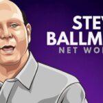 Patrimonio neto de Steve Ballmer
