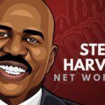 Patrimonio neto de Steve Harvey