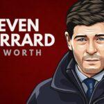 Patrimonio neto de Steven Gerrard