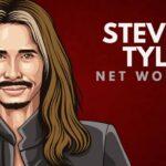 Patrimonio neto de Steven Tyler