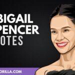 27 Frases famosas de Abigail Spencer