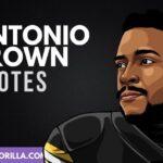 22 frases inspiradoras y atléticas de Antonio Brown