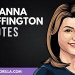 39 Citas de Arianna Huffington sin miedo