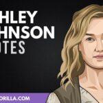20 frases de Ashley Johnson sobre la actuación, el trabajo y la vida