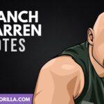 50 de las mejores frases de Branch Warren