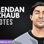 22 mejores frases de Brendan Schaub