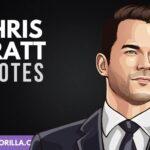 35 Emocionantes frases de Chris Pratt