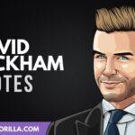 35 Frases atléticas e inspiradoras de David Beckham