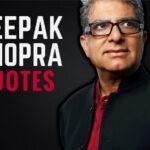 44 frases profundas y significativas de Deepak Chopra