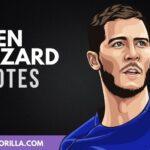 50 frases de Eden Hazard sobre el fútbol y el éxito