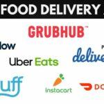 Las 10 mejores aplicaciones de reparto de comida en Estados Unidos