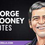 32 frases de George Clooney sobre la vida, la actuación y el éxito