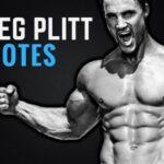 25 mejores frases de Greg Plitt sobre el éxito en la vida