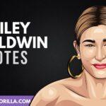 20 frases inspiradoras y fuertes de Hailey Baldwin