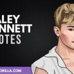 39 Increíbles frases de Haley Bennett