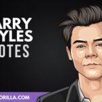 30 Citas impresionantes de Harry Styles