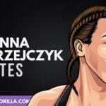 30 Poderosas citas de Joanna Jedrzejczyk