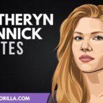 23 frases inspiradoras de Katheryn Winnick sobre el éxito