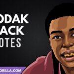 21 Grandes citas de Kodak Black que realmente dijo