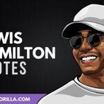 24 Citas de Lewis Hamilton de carácter fuerte