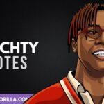 50 mejores frases de Lil Yachty sobre el éxito y la vida