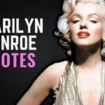35 Inspiradoras citas y refranes de Marilyn Monroe