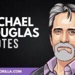 41 Citas legendarias de Michael Douglas