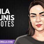 35 Frases célebres de Mila Kunis