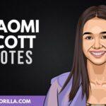 20 frases inspiradoras de Naomi Scott