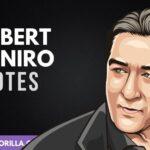 25 frases inspiradoras de Robert De Niro