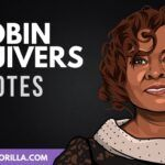 20 Frases célebres de Robin Quivers sobre la vida