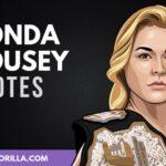 40 frases motivadoras de Ronda Rousey