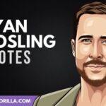 30 frases humildes de Ryan Gosling